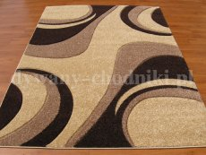 Beige 5314A Lotus carving rug