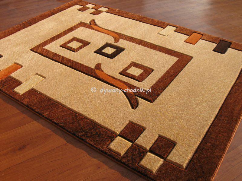 Dywan Wycinany Mango 3760 Brązowy Sklep Dywany Chodnikipl