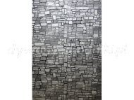 Grey 8617L Canyon polyester rug