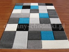 Grey 8783a Rumba friese rug