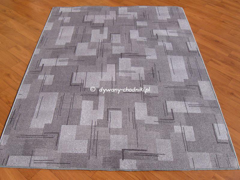 Wykładzina dywanowa 270 szara sklep dywany chodniki.pl
