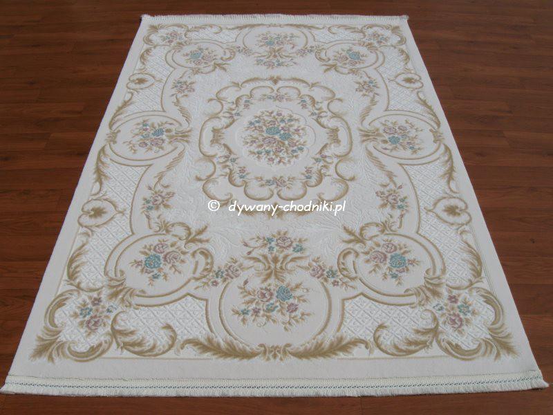 Dywan Akrylowy Cihangir 8501a Kremowy Sklep Dywany Chodnikipl