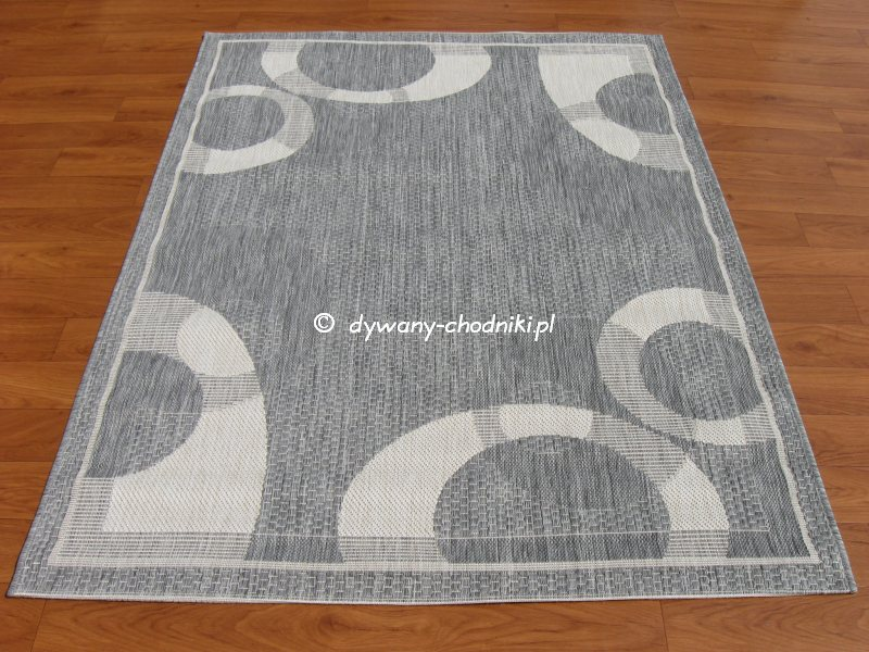 Dywan sznurkowy sizal 026 szary sklep dywany chodniki.pl