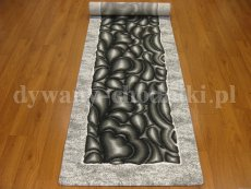 Grey 3124S Aden 80x300 runner rug