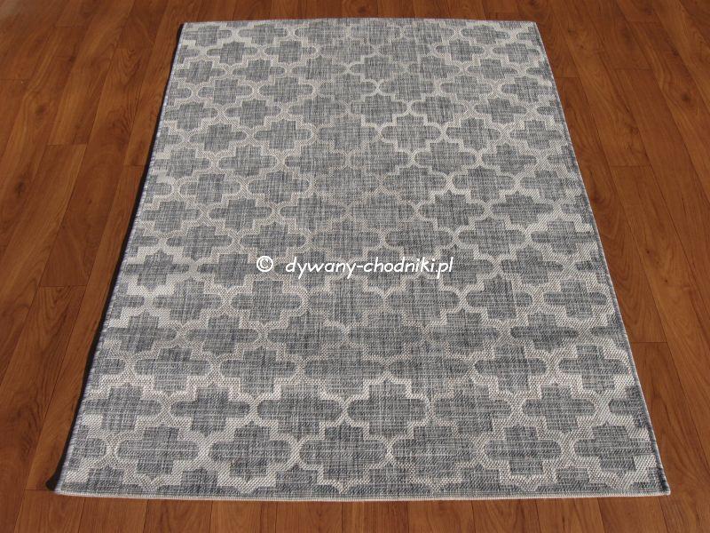 Dywan sznurkowy sizal 4137A koniczyna szary sklep dywany