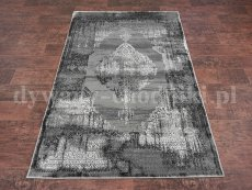 Grey star 8372 Zara heat-set rug