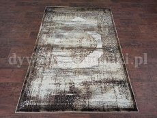 Beige star 8372 Zara heat-set rug