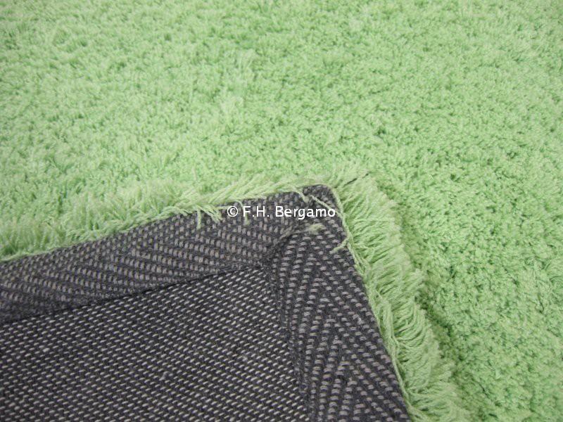 Dywan shaggy mikrofibra plusz 021 zielony miętowy sklep