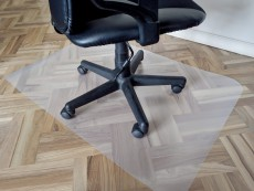 Chair mat for floor protection